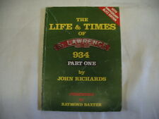 THE LIFE & TIMES OF ST. LAWRENCE, PART ONE, JOHN RICHARDS, 934 SOCIETY 1ST 1991