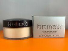 Laura Mercier No 1 Loose Setting Face Powder Translucent 1 oz/ 29g Free Shipping