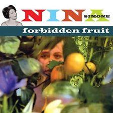 CD NINA SIMONE FORBIDDEN FRUIT GIN HOUSE BLUES NO GOOD MAN WORK SONG MEMPHIS IN