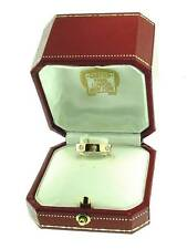 CARTIER 18K YG  DIAMOND  LOVE  RING  -  8  DIAMONDS