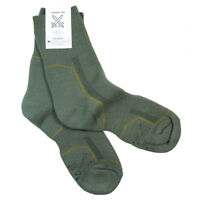 Czech Army Cushioned Thermal Socks - Thick Winter Military Hiking Walking New