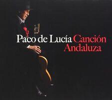 Paco de Lucía, De Lucia, Paco - Cancion de Andaluza [New CD] Argentina - Import