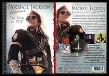 "MICHAEL JACKSON ""Forever - The King Of Pop"" (DVD) 2010 NEUF"