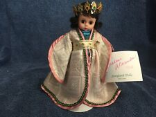 """New ListingMadame Alexander Queen Esther Bible Series 7"""" Doll Inv 7158"""