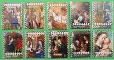 NVPH 2381 - 2390 Serie Gebruikt