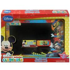 Disney Mickey Mouse Clubhouse Chalkboard Set Licensed Authentic BRAND NEW Gift