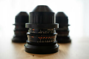 Zeiss Arriflex MK2 24mm T2.1 PL Mount Vintage Cine Lens, Arri, Red, Sony
