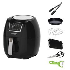 Ergo Chef USA MY AIR FRYER 5.8-Quarts Electric XL 1700 WATTS with 6 Accessories