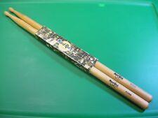 """Hard Rock Cafe HRC 16"""" Matching Natural Wood Drum Sticks / Kona Hawaii"""
