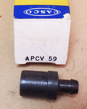PCV Valve Casco Vulcan PCV-59 For GM 66-73, Ford 65-77  Made in USA