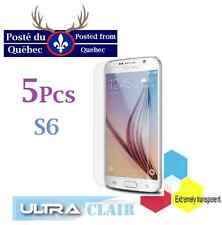 5X Protecteur Ecran HD clair Samsung Galaxy S6 S 6 LCD Clear Screen Protector