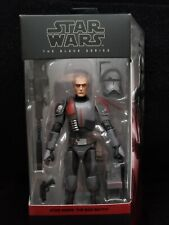 "Star Wars The Black Series 6"" Figure Wave 4 The Bad Batch Crosshair VHTF"