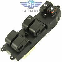 Power Master Window Switch Front LH Driver Side For Toyota Camry Corolla Avalon