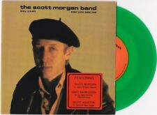 45 TOURS SP THE SCOTT MORGAN BAND SAY YEAH VINYLE VERT 1989