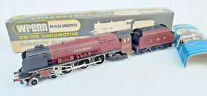 """WRENN LMS """"CITY OF LIVERPOOL"""" #6247 TOP RUNNER  EXCELLENT CONDITION BOXED OO(UQ)"""
