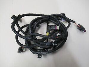 17-19 TESLA MODEL 3 REAR BUMPER PDC WIRING HARNESS 1067959-00-D
