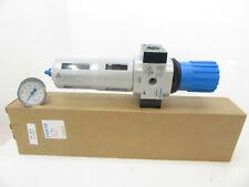 NEW FESTO LFR-1/2-D-MIDI 159584 Air Filter Regulator