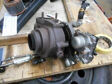 Jaguar XF 2.2 Diesel Turbocharger. Operational. Also Fits Sportbrake. 2011-2015.