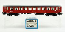 MARKLIN HO SCALE 4045 096-9 TIN DSB PASSENGER CAR -C