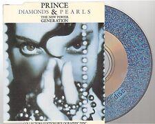 PRINCE dimaonds & pearls CD MAXI édition limitée hologramme