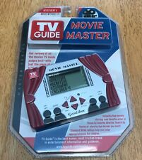 """NEW! Excalibur TV GUIDE Movie Master """"Complete Movie Reviews Up to 2004"""" SEALED"""