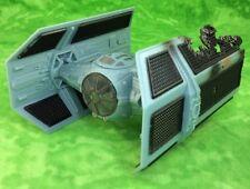 Star Wars Darth Vader Tie Fighter Battle Damage 1996 Action Fleet Micro Machines