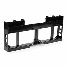Titan Attachments 45 Skid Steer Pallet Fork Frame Attachment Rate 4000 Lb