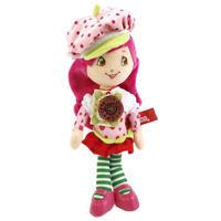 "10"" Russian Language Talking Strawberry Shortcake's Berry Bitty Toy Doll"