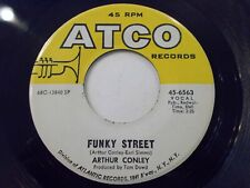 Arthur Conley Funky Street / Put Our Love Together 45 ATCO Vinyl Record