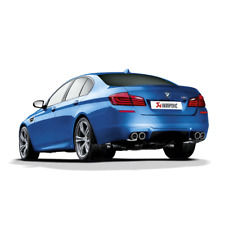 Akrapovic Abgasanlage / Sportauspuff BMW M5 F10 Evolution Line (Titan) ab 2011