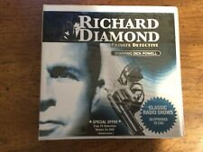 Old Time Radio Richard Diamond Private Detective 10 CD Set