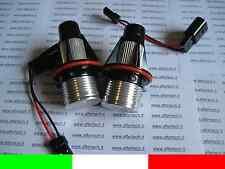 5w 2 LAMPADINE LUCI ANELLI LED BMW SERIE 1 E87 SERIE 5 E39 E60 E61 6000k G1D2
