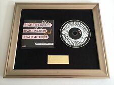 SIGNED/AUTOGRAPHED FRANZ FERDINAND - RIGHT THOUGHTS RIGHT WORDS CD PRESENTATION