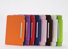 360 Degree Rotate PU Leather Case Cover Stand Mini iPad +Free Screen Protector