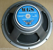 "WGS LIBERATOR - 12"" 80 W 8 OHM GUITAR SPEAKER MADE IN THE USA - 3 YEAR WARRANTY"