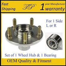 Rear Wheel Hub with Bearing Kit For SUBARU FORESTER 1998-2008