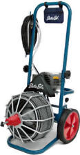 Electric Eel Z5K-R-1/2IC75 75' Complete Wheeled Electric Drain Cleaner / Snake
