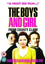 The Boys and Girl From County Clare [DVD], Very Good DVD, Eamonn Owens, Bernard