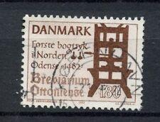 Denmark 1982 SG#748 Printing In Denmark 500th Anniv Used #21023