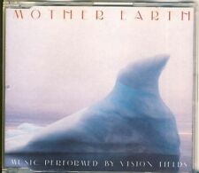 VISION FIELDS - mother earth  2 trk MAXI CD  1991