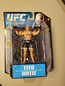 UFC Tito Ortiz Figure Toys R Us exclusive Jakks Pacific MMA series 2