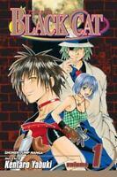Black Cat Paperback Kentaro Yabuki