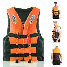 Kids Adult Life Jacket Fishing Watersport Kayak Ski Buoyancy Aid Sailing Vest