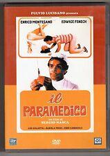 dvd IL PARAMEDICO Enrico MONTESANO Edwige FENECH