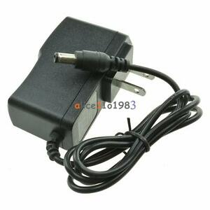 AC 100-240V to DC 9V 1A 1000mA Switching Power Supply Converter Adapter US Plug