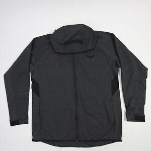 Charlotte Hornets Nike Jordan Dri-Fit Jacket Men's Dark Gray New with Tags