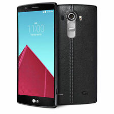 LG G4 H815 32GB - BLACK LEATHER