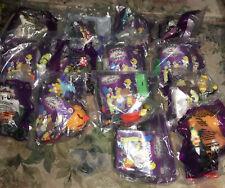 14 Simpsons Spooky Light Ups Figures Halloween Burger King Mint In Package