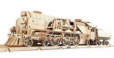 Ugears - legno modellismo V-express Locomotiva a vapore con Extender 538 Parti