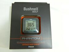New Bushnell Golf Phantom - Black - GPS Rangefinder with magnetic mount